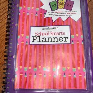AMERICAN GIRL School Smarts Planner